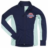Navy & Teal Jacket