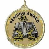 READING AWARD MYLAR MEDAL