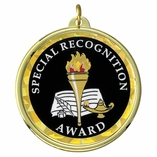 SPECIAL RECOGNITION AWARD MYLAR MEDAL