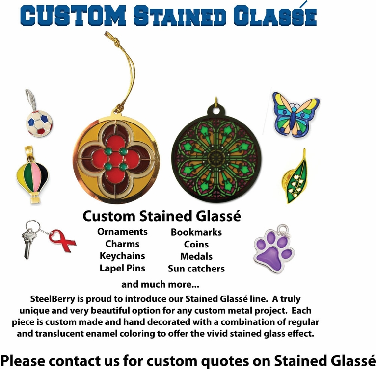 Stained Glassé
