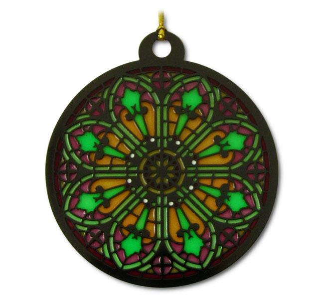 Christmas Stained Glass Ornaments Part - 36: Stained Glass Ornaments