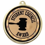 STUDENT COUNCIL AWARD MYLAR MEDAL
