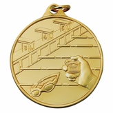 SWIMMING GENRAL MEDAL - MULTIPLE COLORS