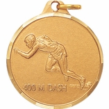TRACK 400 METER DASH MALE - MULTIPLE COLORS