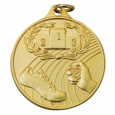 TRACK GENERAL MEDAL - MULTIPLE COLORS