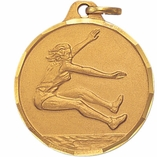 TRACK LONG JUMP FEMALE - MULTIPLE COLORS