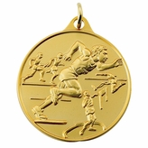 TRACK MALE GENERAL MEDAL - MULTIPLE COLORS