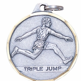 TRACK TRIPLE JUMP MALE - MULTIPLE COLORS