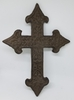 Cast Iron Cross Set of 3