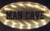 Industrial Marquee Man Cave Light Vintage Style