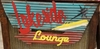 Lakeside Lounge Mid-Century Retro Sign