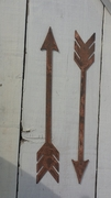 Set of Two Tribal Arrows Large
