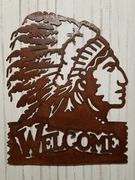 Welcome Indian Chief