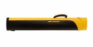 Predator Sport Yellow Stripe 2 Butt 4 Shaft Hard Case