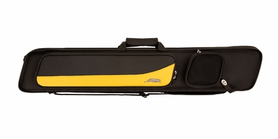 Predator Sport Yellow Stripe 3 Butt 4 Shaft Soft Case