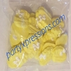 Yellow Baby Bootie B031
