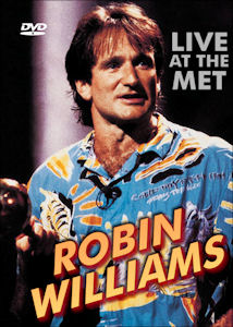 Robin Williams - Live At The Met (A Night At The Met)
