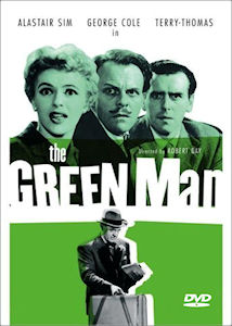 The Green Man (1956)