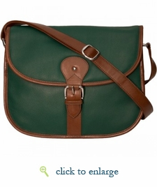6536 Large Saddle Bag
