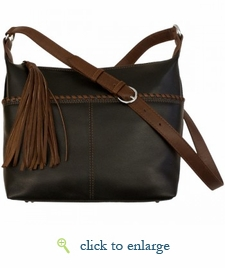 6686 Whipstitch Hobo Bag