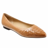 Estee Woven by Trotters (Tan Woven)