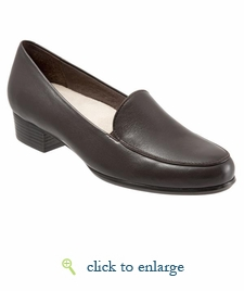 Monarch by Trotters (Dark Brown Leather)