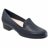 Monarch by Trotters (Navy Leather)