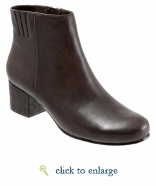 Shannon by Trotters (Dark Brown)