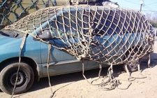 Cargo Net, Helicopter Type, Used, 24'