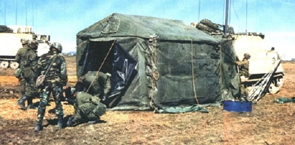 & Command Post Tent System (SICUP)