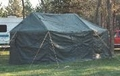 Command  Post Tent, U.S. M-1945, Used