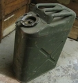 Jerry Can 5gal, Metal, 1951