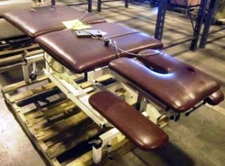 Medical Power Exam Massage Table with Foot Remote Control, Model: 9232B, AKRON