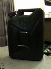 NATO German Mil 20 L. Jerry Can