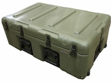Hardigg Medical/Electronic Rolling Chest Box