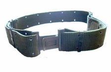 Pistol Belt Grey QR Buckle
