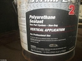 Polyurethane Sealant 1.5 Gallon part 2