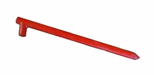 "Tent Stakes 12"" Steel"