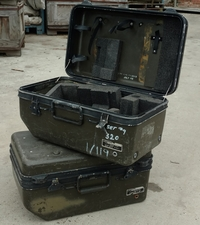 Vintage Night Vision Carry Case