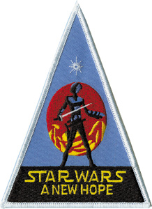 New Hope Star Wars Patch