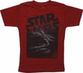 Star Wars 3 X-Wings Juvenile T-Shirt
