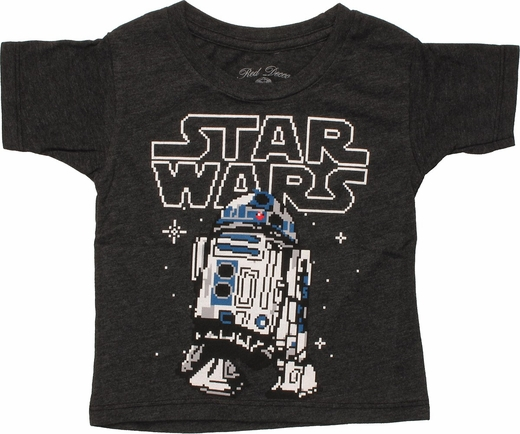 Star Wars 8 Bit R2-D2 Infant T-Shirt
