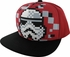 Star Wars 8 Bit Stormtrooper Helmet Youth Hat