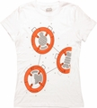 Star Wars BB-8 Costume Junior T-Shirt