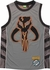 Star Wars Boba Fett Basketball Jersey