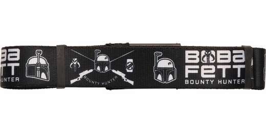 Star Wars Boba Fett Icons Mesh Belt