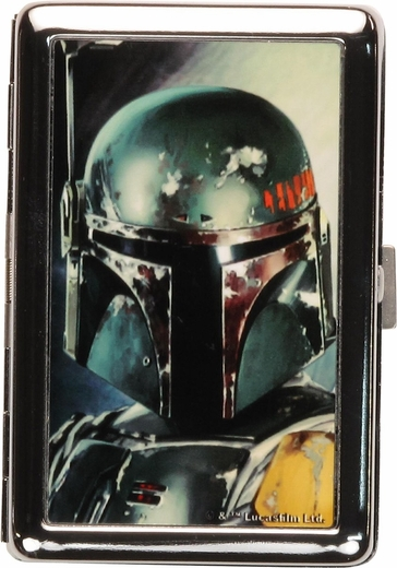 Star Wars Boba Fett Large Card Case