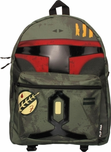 Star Wars Boba Fett Reversible Backpack