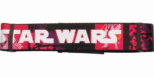 Star Wars Clone Wars Troopers First Wide Mesh Belt