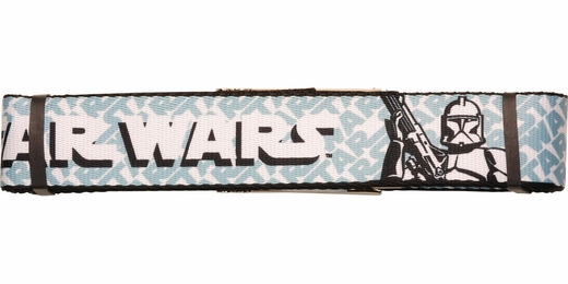 Star Wars Clone Wars Troopers Wide Mesh Belt